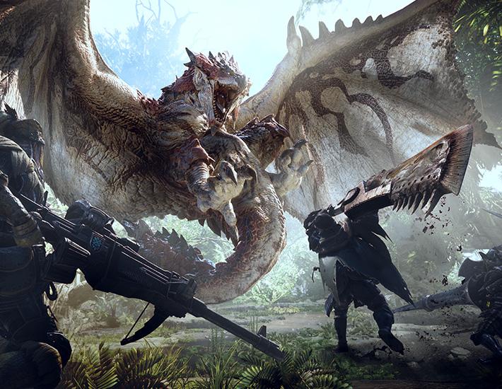download monster hunter world pc free