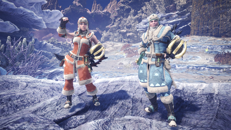 Monster Hunter World's 5 0 update offers new quests and Halloween