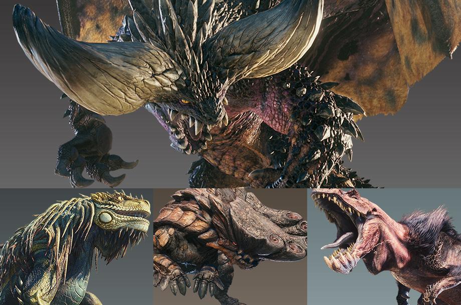 Monster hunter world for Decoration list monster hunter world