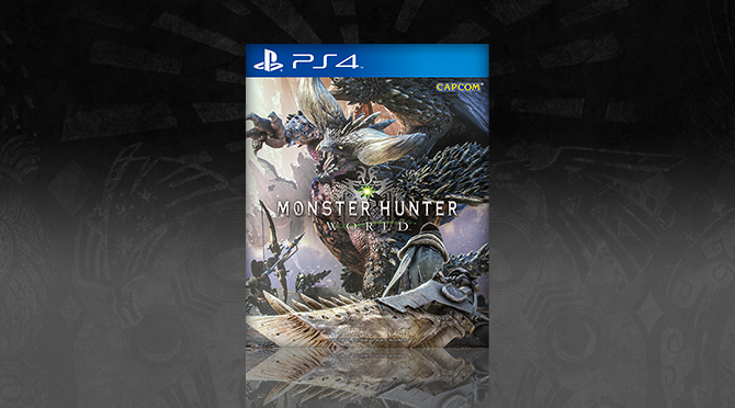 monster hunter world 收藏 版